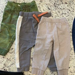 13 pairs of 12-18 month old pants!!!